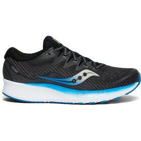 saucony Ride ISO 2 Shoes Women, black/blue